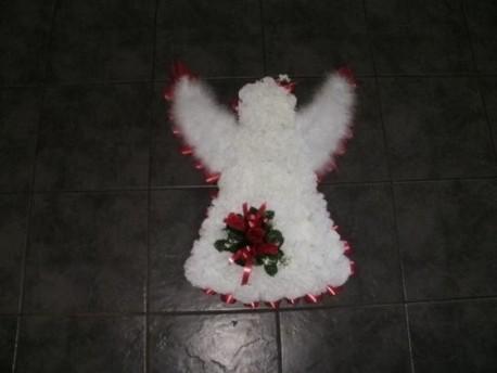 ARTIFICIAL FLOWER ANGEL