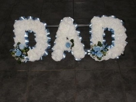 Dad artificial flowers