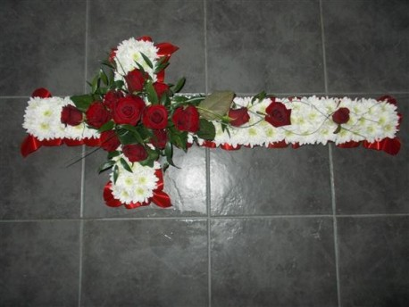 RED ROSE CROSS