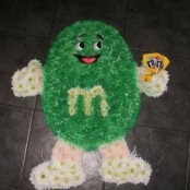 M&M CHARACTER