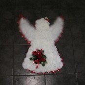 ARTIFICIAL FLOWER ANGEL